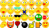 ICQ emoticons for Linux IMs by Pitel