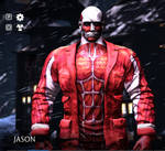 attack on titan colossal titan skin for Jason