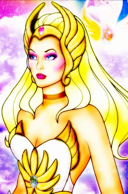She-Ra by MoonLitNostalgia