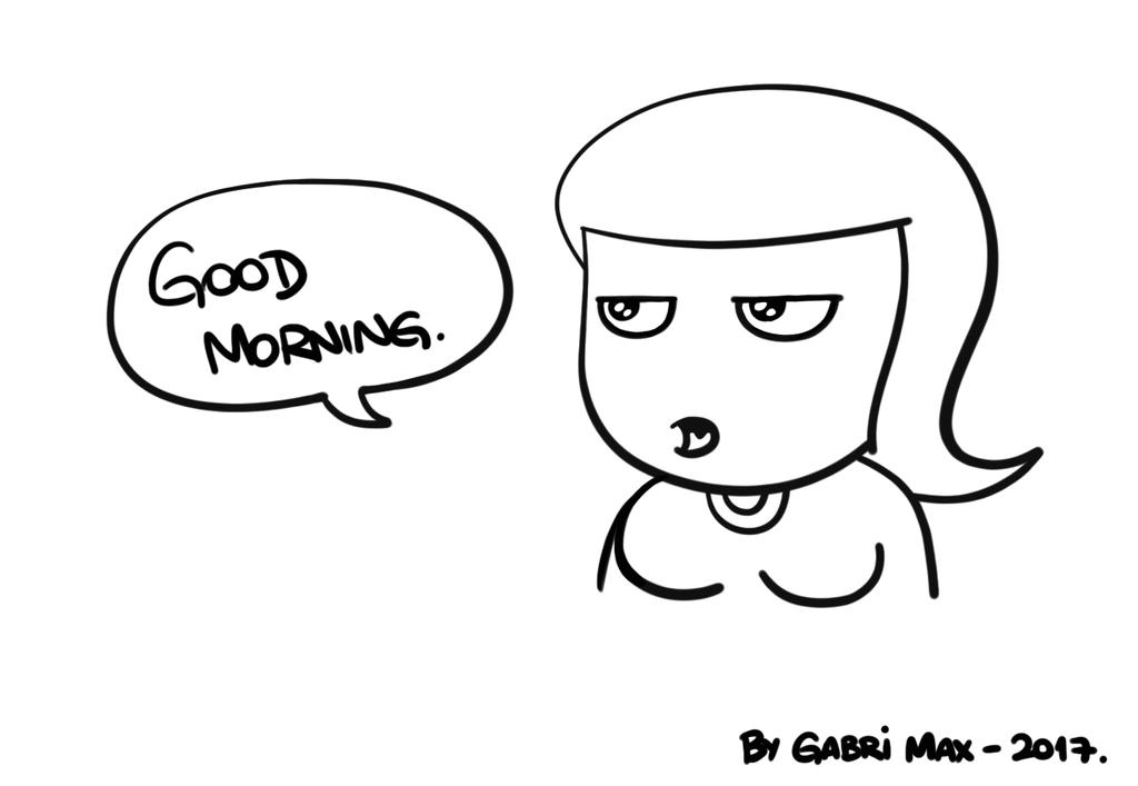 Good Morning by GabriMax