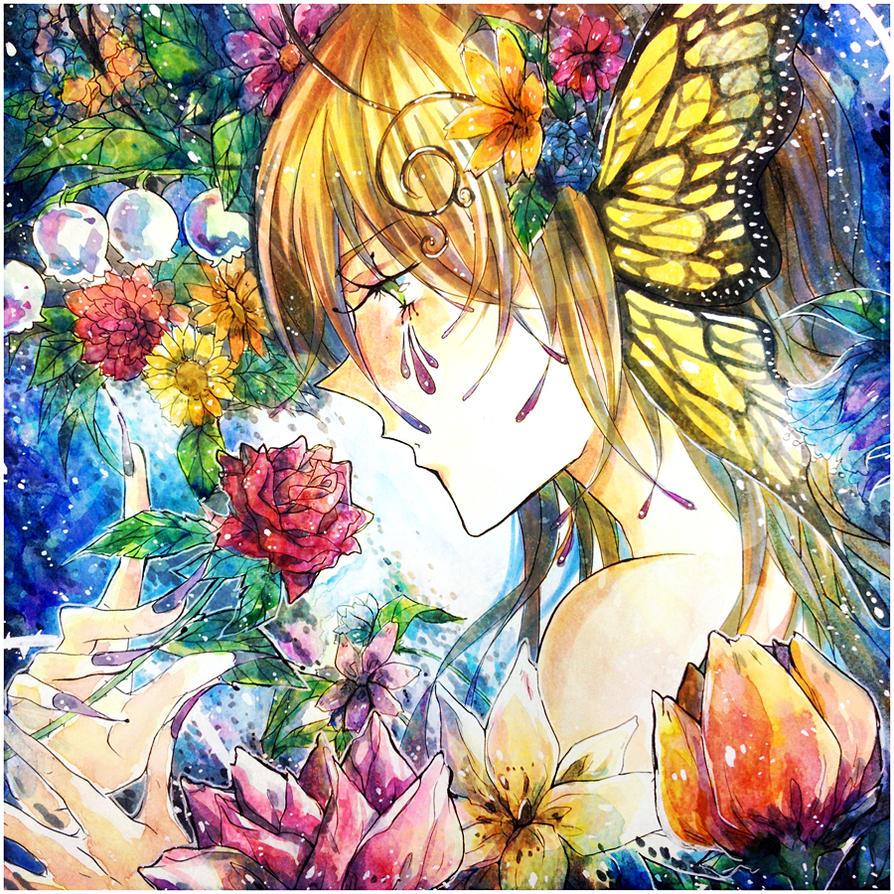 [Homework] Blossom by loxsiana