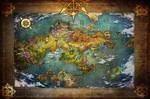 LOXSIANA World Map
