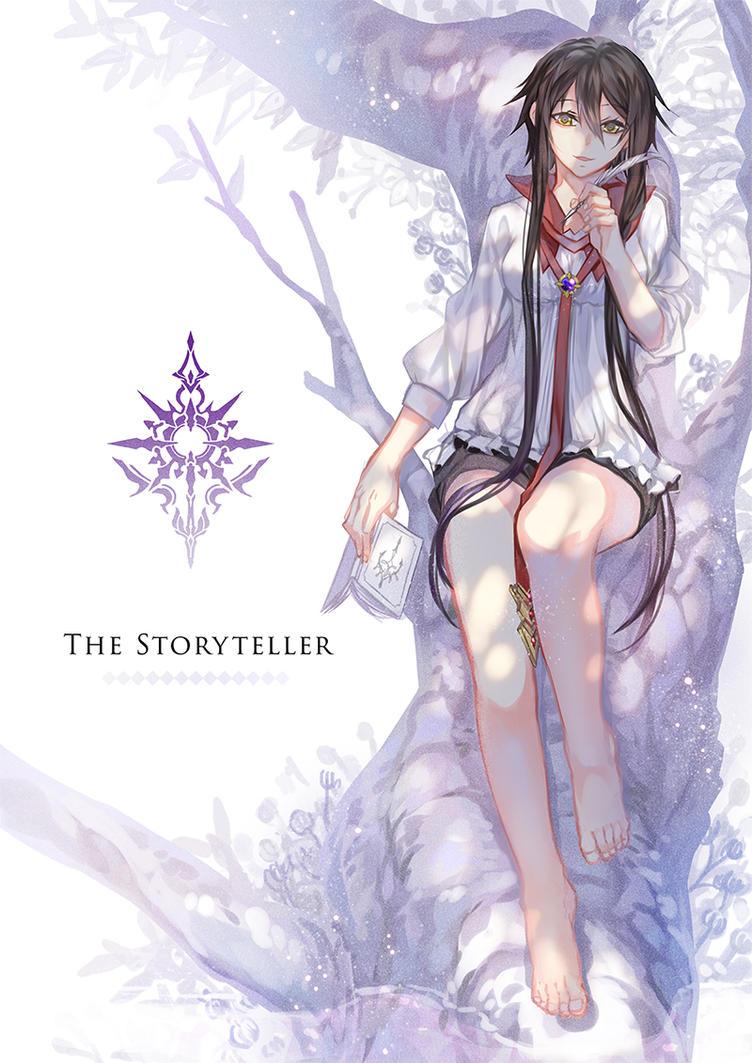 The Storyteller by loxsiana