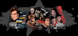 Star Trek Comic Tribute Complete