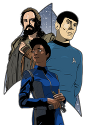 Children of Sarek by DaveMilburn