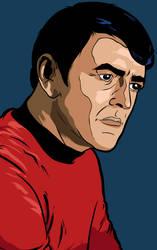 Star Trek Character Portraits Scotty