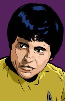 Star Trek Character Portraits Chekov