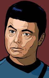 Star Trek Character Portraits McCoy