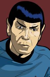 Star Trek Character Portraits Spock