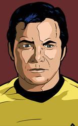 Star Trek Character Portraits Kirk