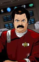Fantasy Captain Series: Nick Offerman
