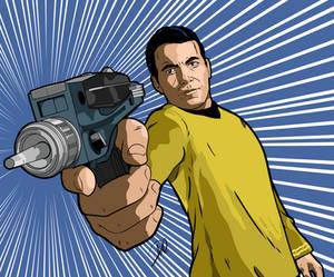 Kirk: Take Aim