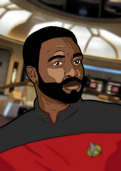 Fantasy Captains Series: Chiwetel Ejiofor