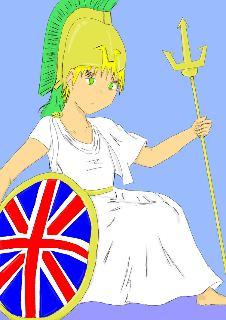 APH: Rule Britannia by Samstar1990