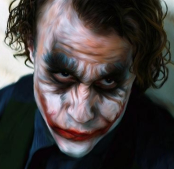 Heath Ledger Joker by ccootttt