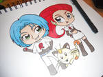 Chibi Team Rocket