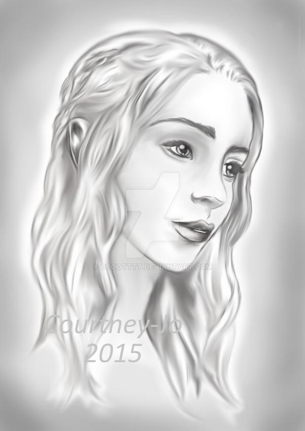 Daenerys by ccootttt