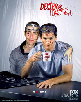 dexter morgan and my friend