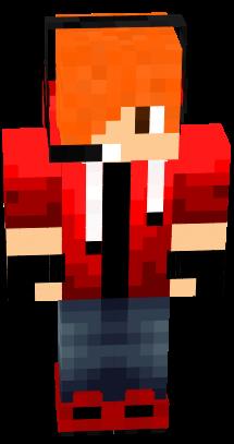Minecraft Skin By Minecraftr On DeviantArt - Baixar skins para minecraft 1 8