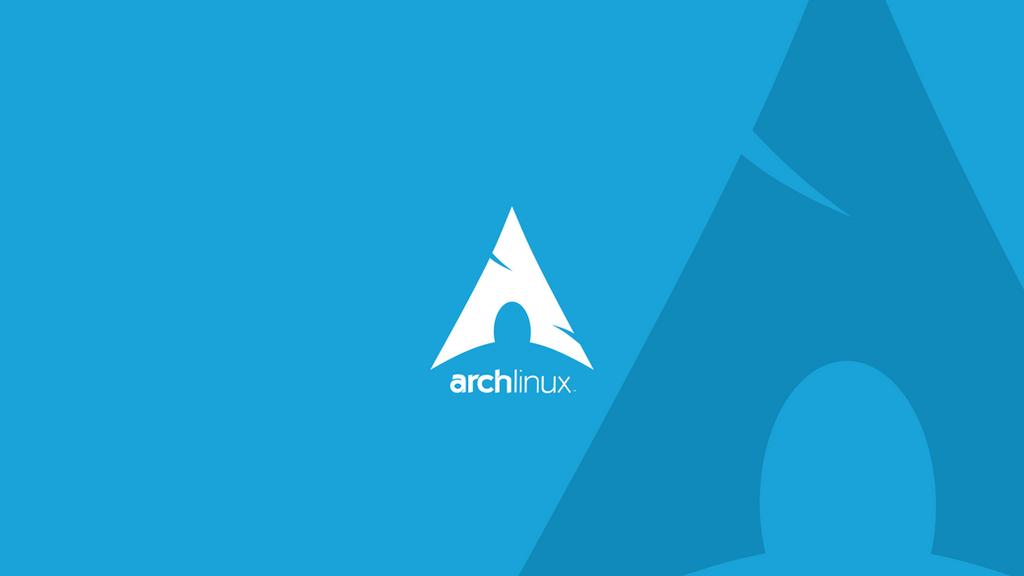 Arch Linux Wallpaper By Ranjithsiji