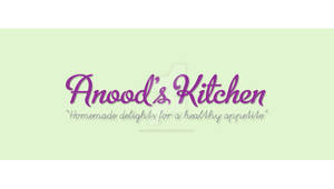 Anood's kitchen