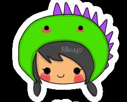 Dino by Mikuyo