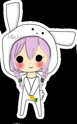 Bunneh by Mikuyo
