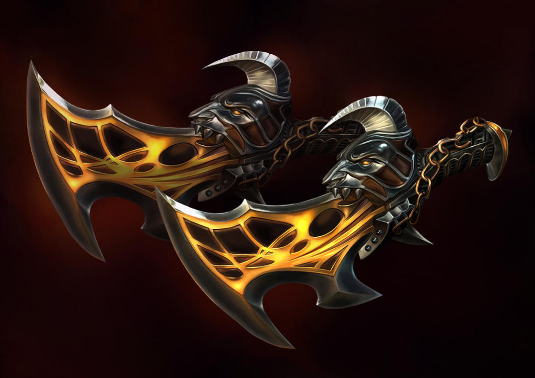 Blades of Exile Practice [2012] by chanlien on DeviantArt