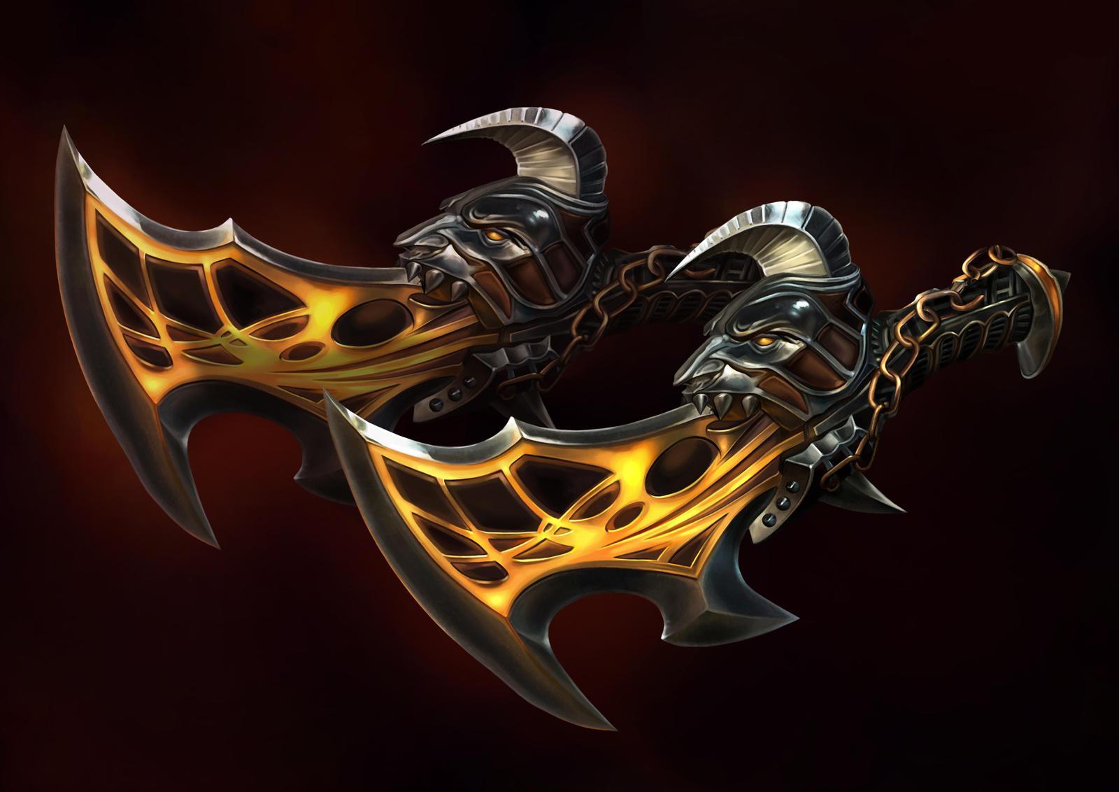 God Of War 3 Blades Of Exile Blades of Exile Practice