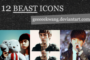 12 BEAST ICONS by Your-luv