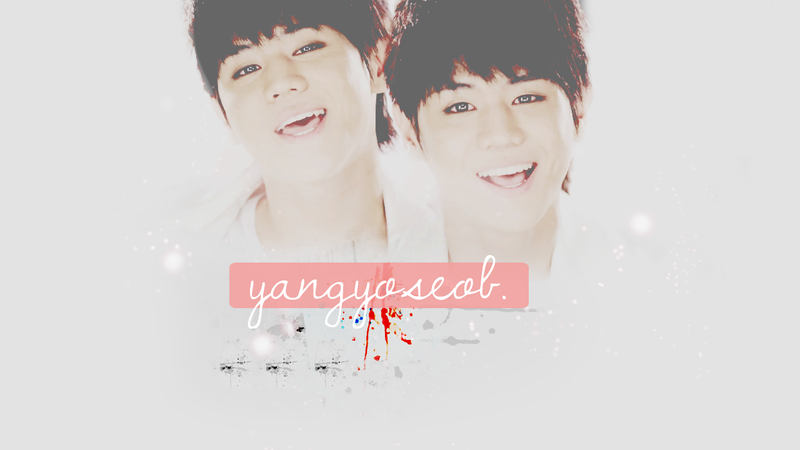 Yang Yoseob Wallpaper by Your-luv