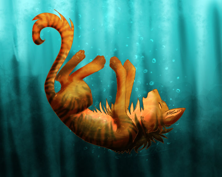 flametails death by yitchakandray on deviantart