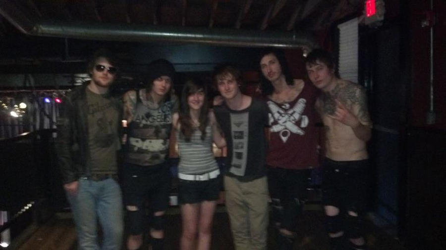 Me and asking alexandria by yitchakandray on deviantart me and asking alexandria by yitchakandray m4hsunfo
