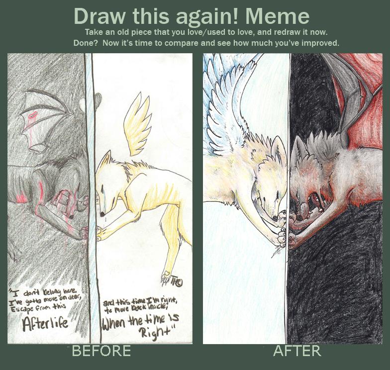 Improvement meme by yitchakandray