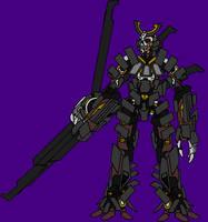 Transformers movie: Bludgeon by Fishbug