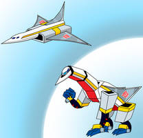Sumdac Sky-Links Shuttle by Fishbug