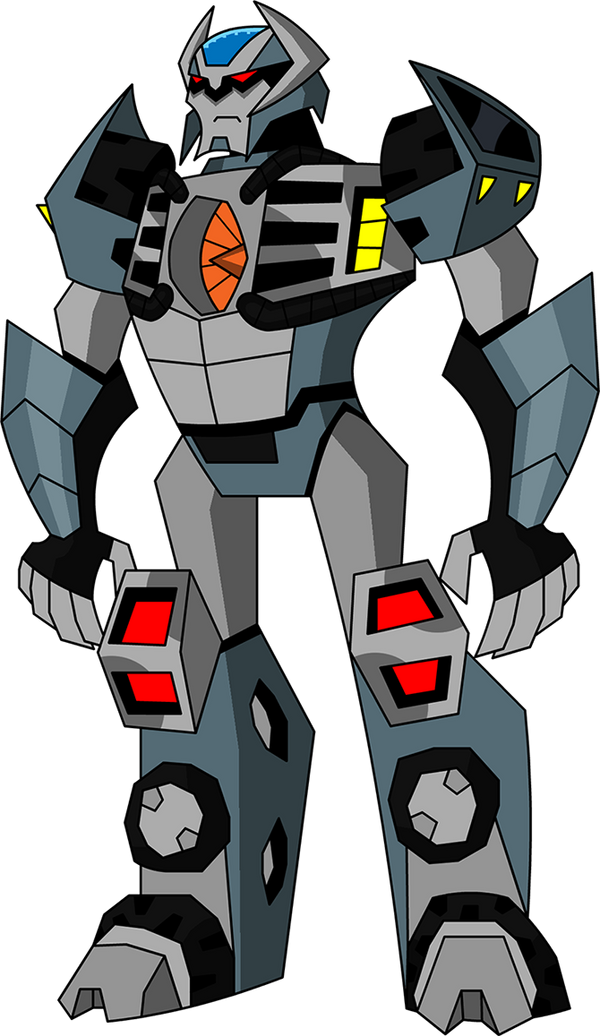 Age of Animated: Galvatron by Fishbug