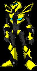 Age of Animated: Bumblebee by Fishbug