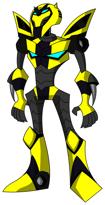 Bumblebee Transformers Animated Age of Animated...