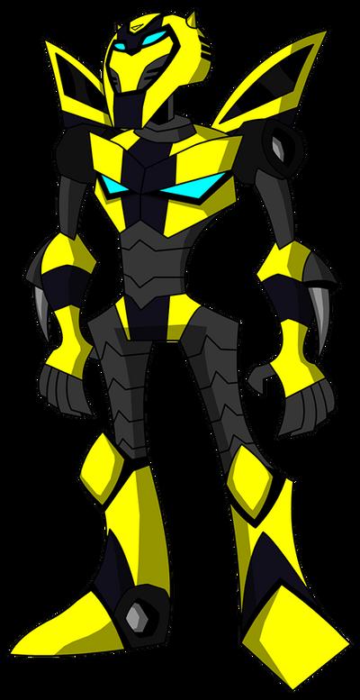 Age of Animated: Bumblebee