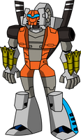 Copter Cadet by Fishbug