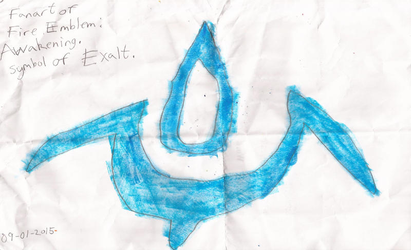 Fire Emblem Awakening Exalt Symbol