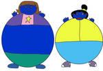 Blueberry Cyberchase Girl (Fanart)