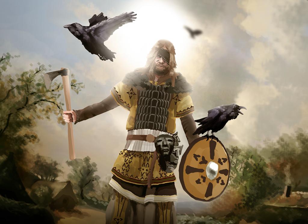 Julius Civilis by Gjallarhoorn