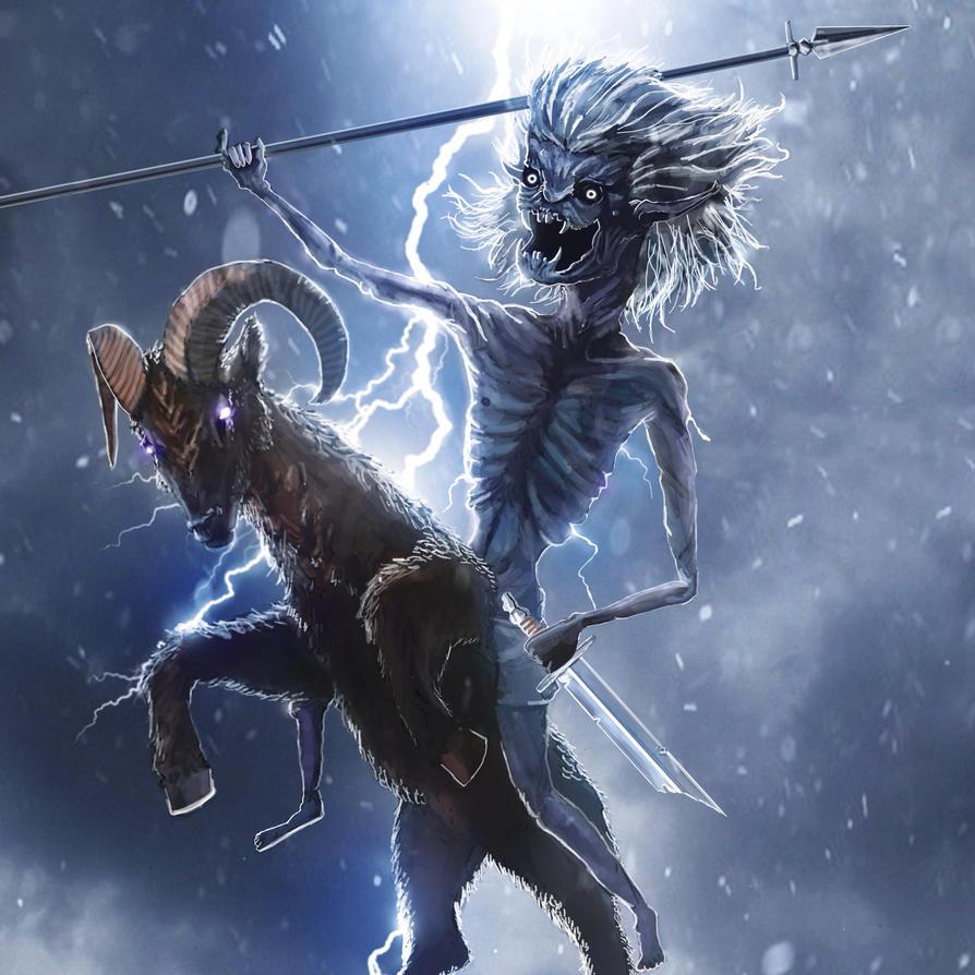 goatrider by Gjallarhoorn
