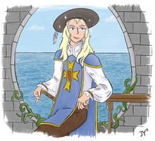 Lady Oscar by Glucifer