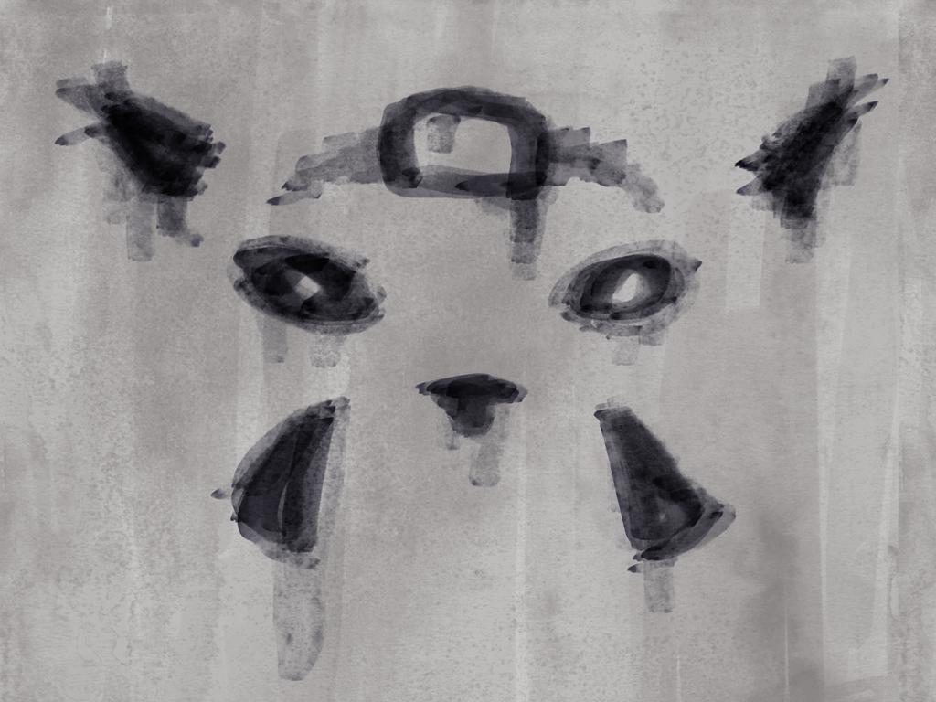 Fairie graffiti by Glucifer