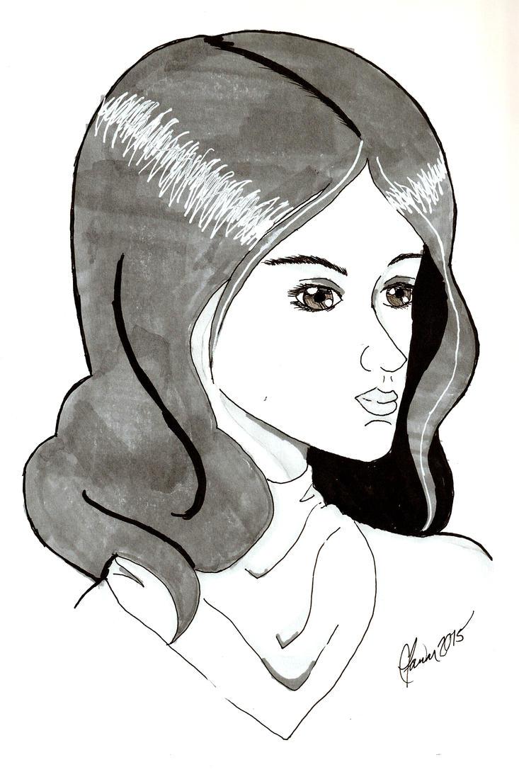 Bethany Hawke by Pweh