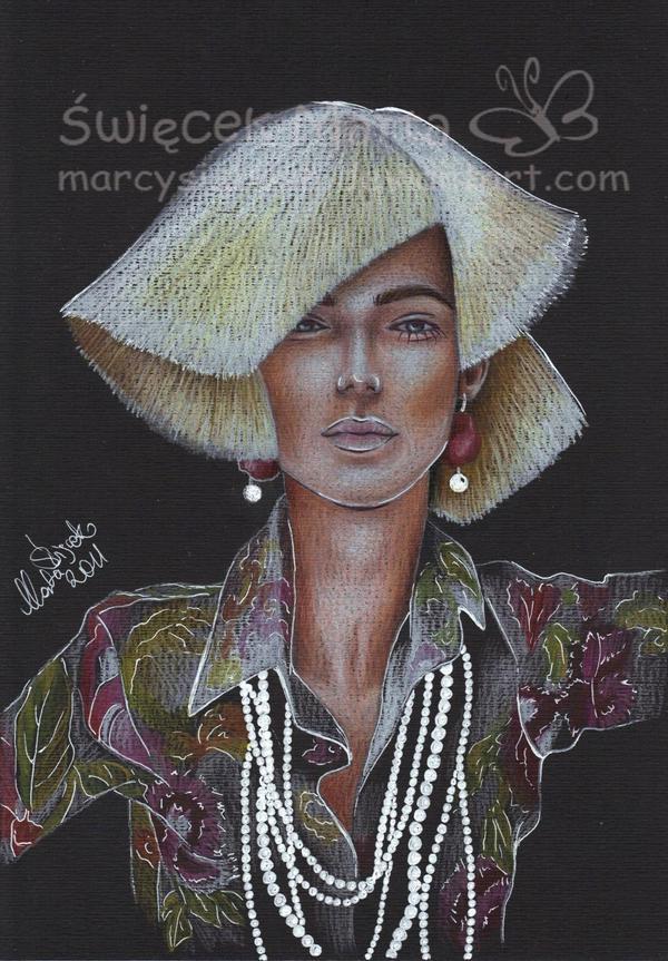 Mi Lady by Marcysiabush