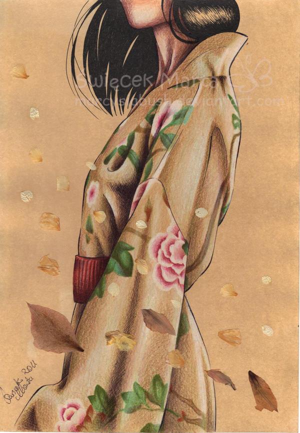 Flower-Kimi by Marcysiabush